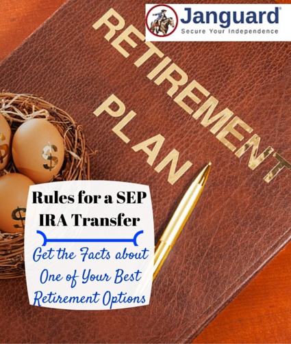 rules sep ira transfer retirement plan