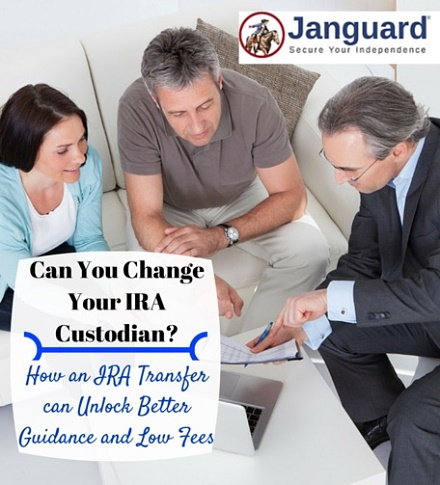 change custodian ira transfer