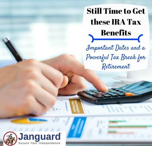 ira tax benefits credits