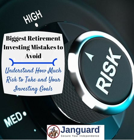 retirement investing mistakes