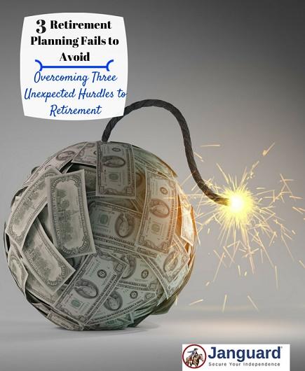 retirement plan fails