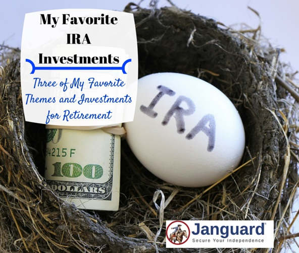 Favorite IRA investments 401K
