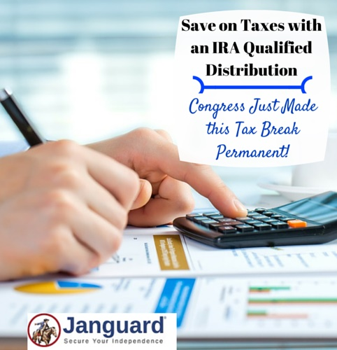 ira qualified charitable distribution deduction