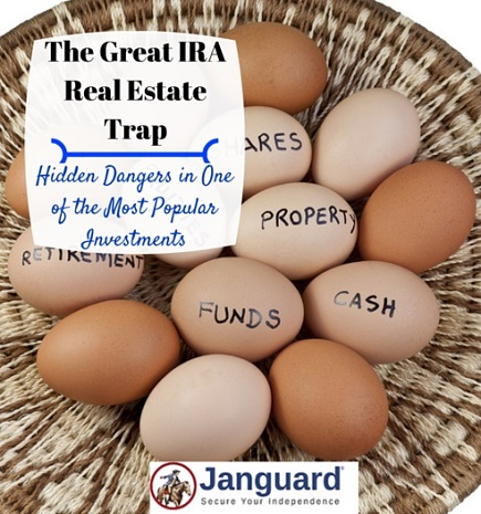 ira real estate investments risks