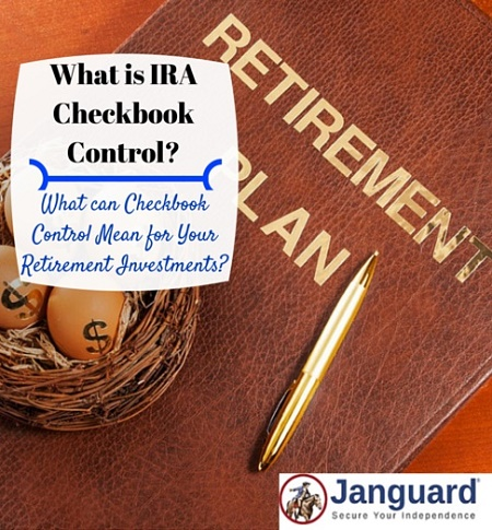what ira checkbook control